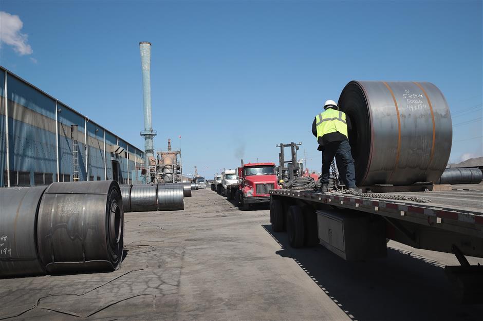 US suspends metals tariffs for EU, 6 other economies