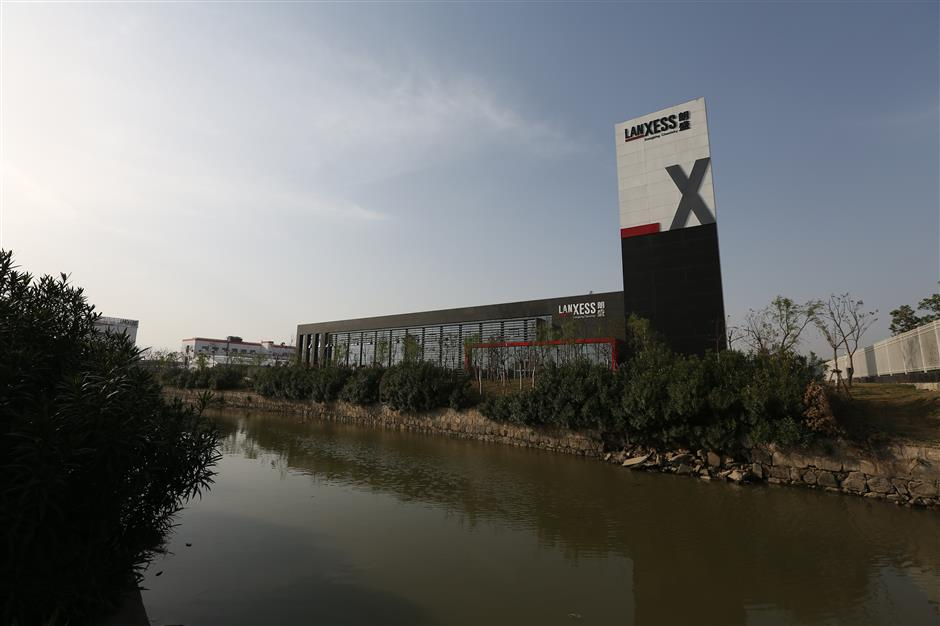 Sales of Lanxess surge 30% in 2017