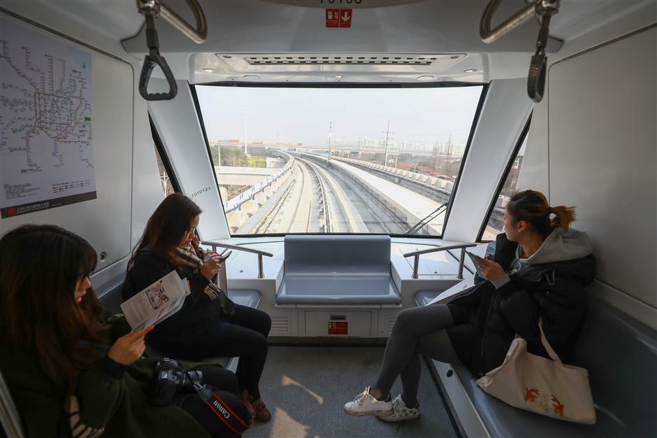 Automated metro trains pass expert evaluation