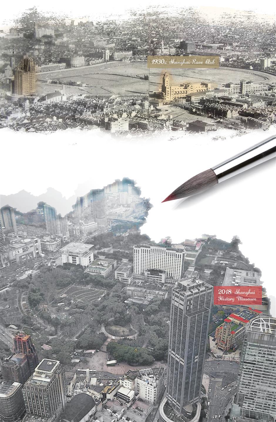 Surviving the regeneration of Nanjing Road