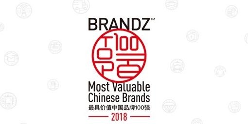 China's top 100 brands climb in value