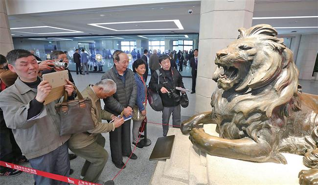 Museum impresses early visitors