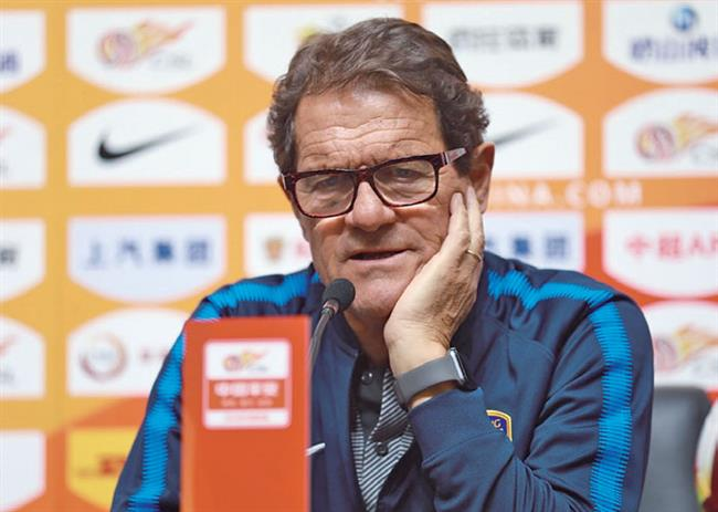 Capello ends contract amid Jiangsu slump