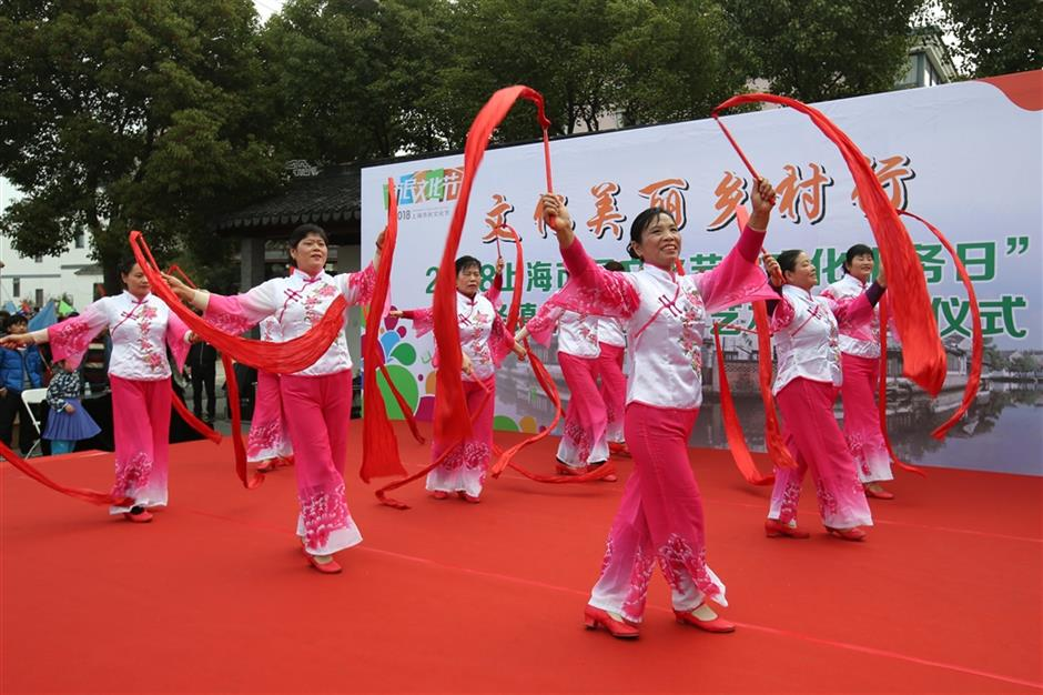 Shanghai Citizens Art Festival raises curtain