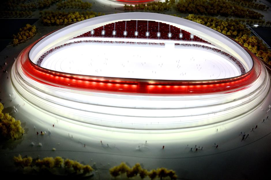 Beijing 2022 venue construction progresses on schedule and with sustainability