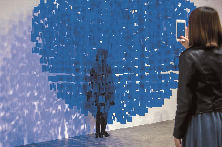 Collectors and dealers descend on Hong Kong for annual Art Basel fest