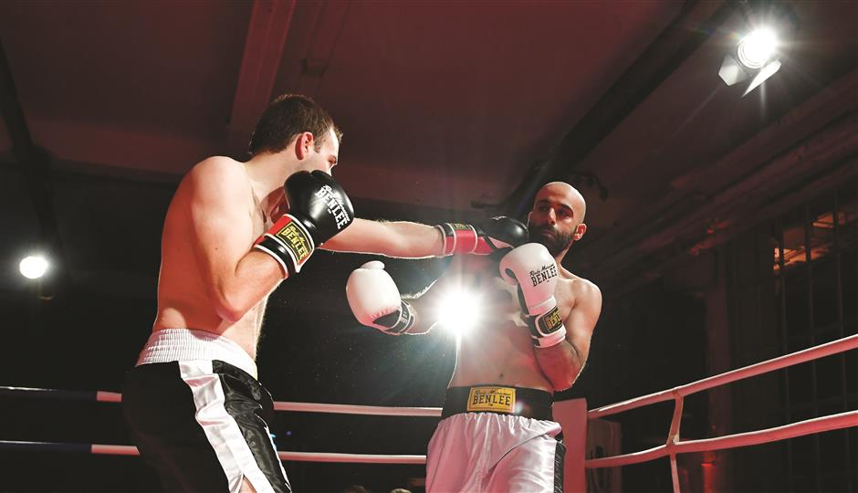 Checkmate or knockout: Chess boxing lands a punch as an unusual new sport