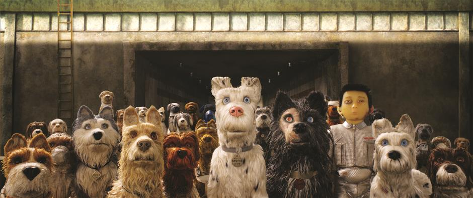 'Isle of the Dogs' does not stray