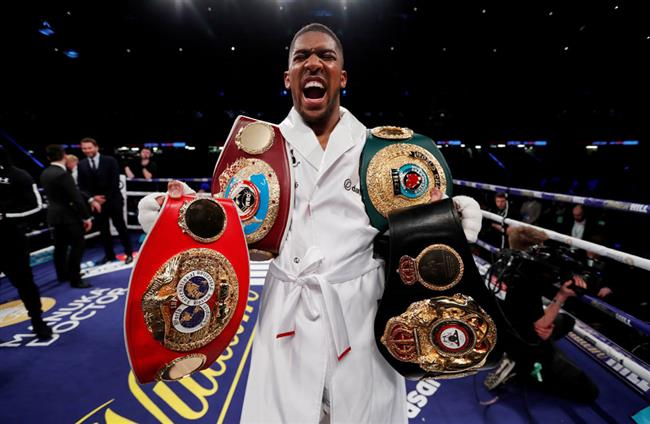 Joshua wants Wilder title bout but in Britain