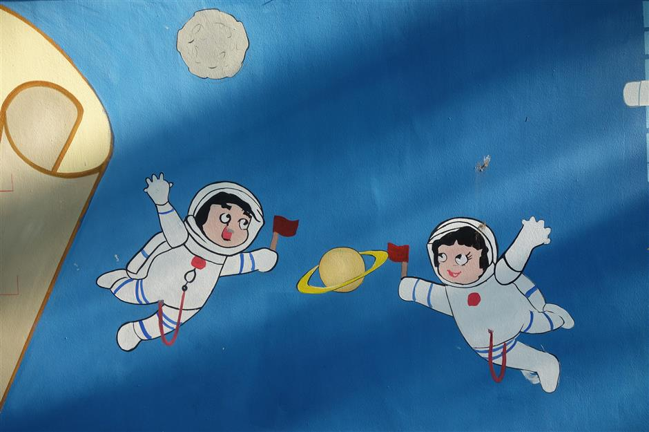Chinese bid farewell to space lab Tiangong-1