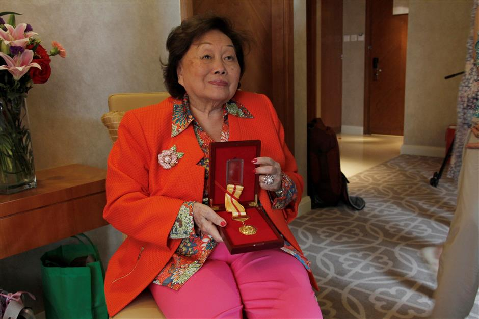 Anna Chan Chennault, widow of Flying Tigers' general, dies at 94