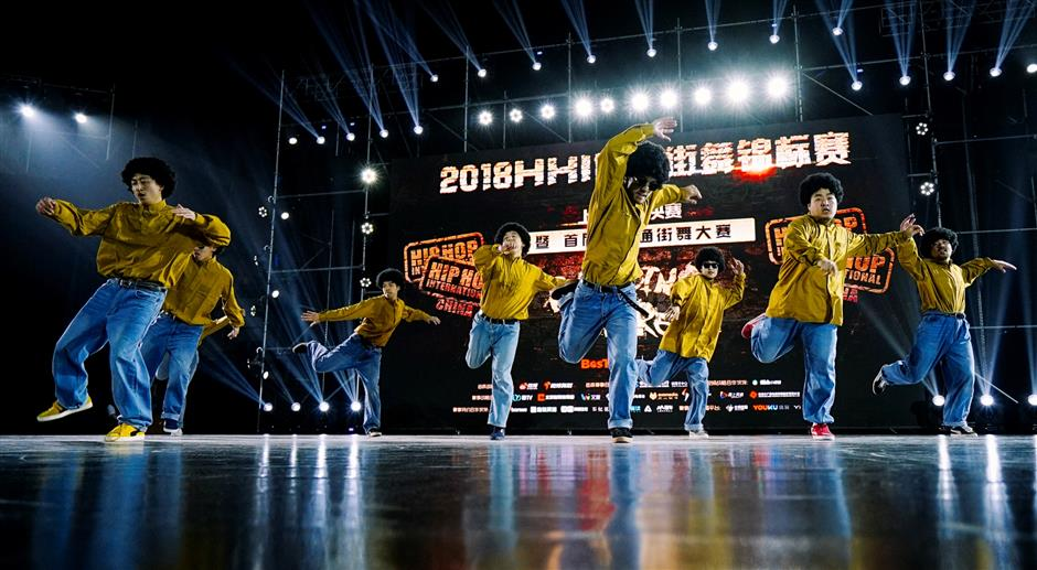 Hip-hop gaining, changing lives in China