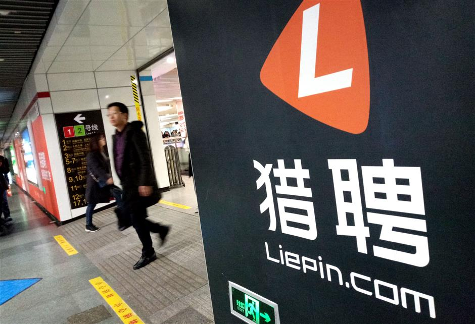 Chinese online recruitment platform seeks Hong Kong IPO