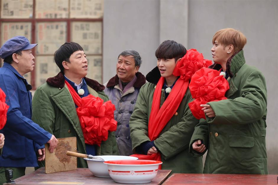 Fourth season of 'Go Fighting!'to celebrate China's reform and opening-up
