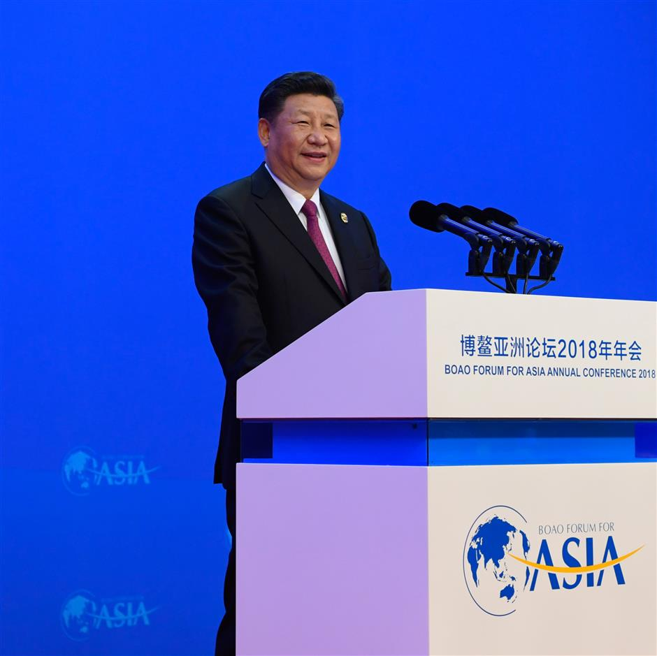 Xi charts course for fresh round of reform, opening up