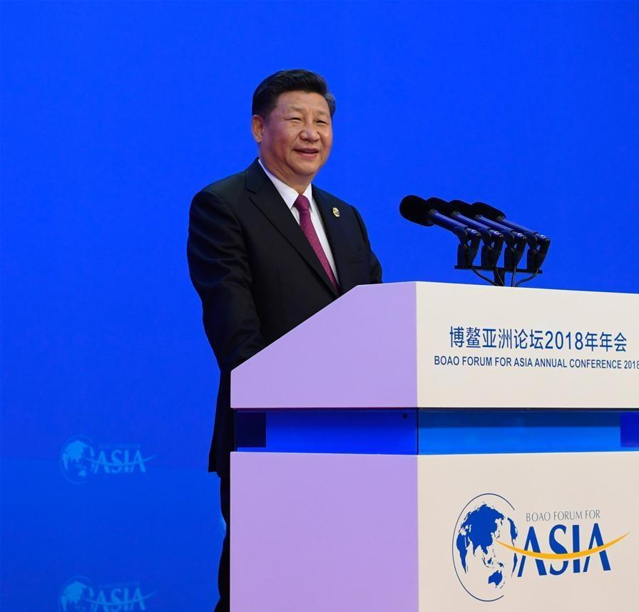 China to significantly broaden market access: Xi