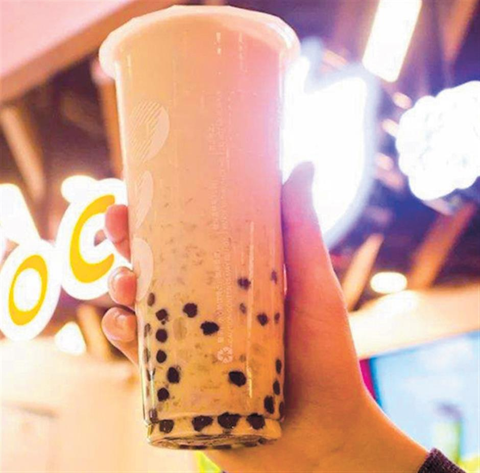 It's not just Internet stars, foods are becoming wanghong sensations too