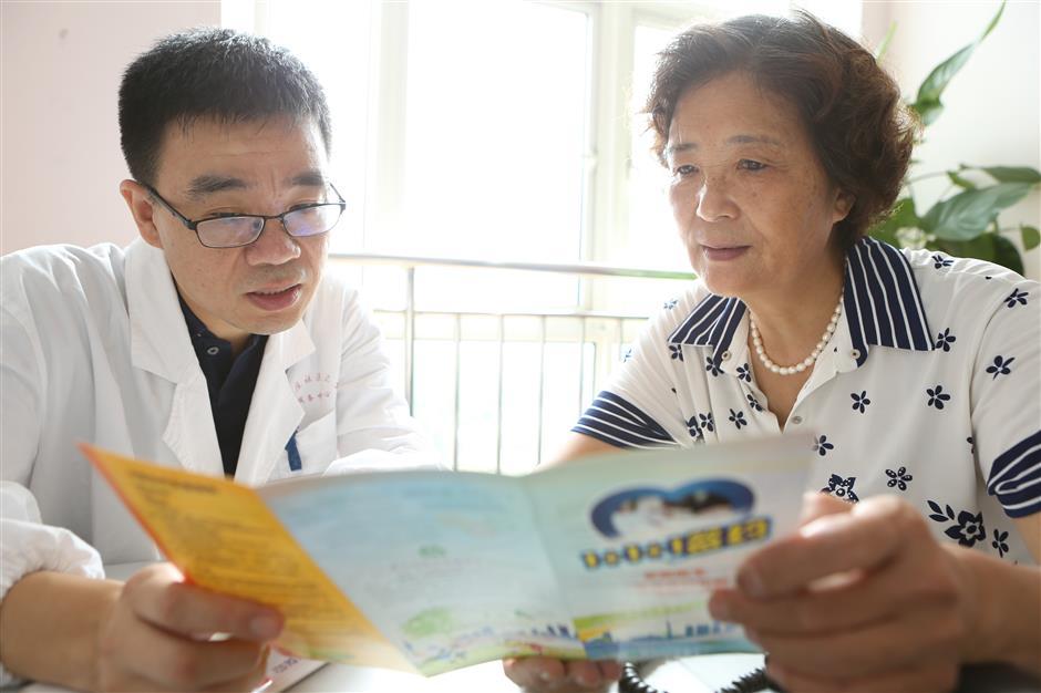 Family doctor advances community health