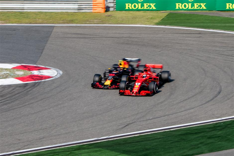 Five things we learned at the F1 Chinese Grand Prix