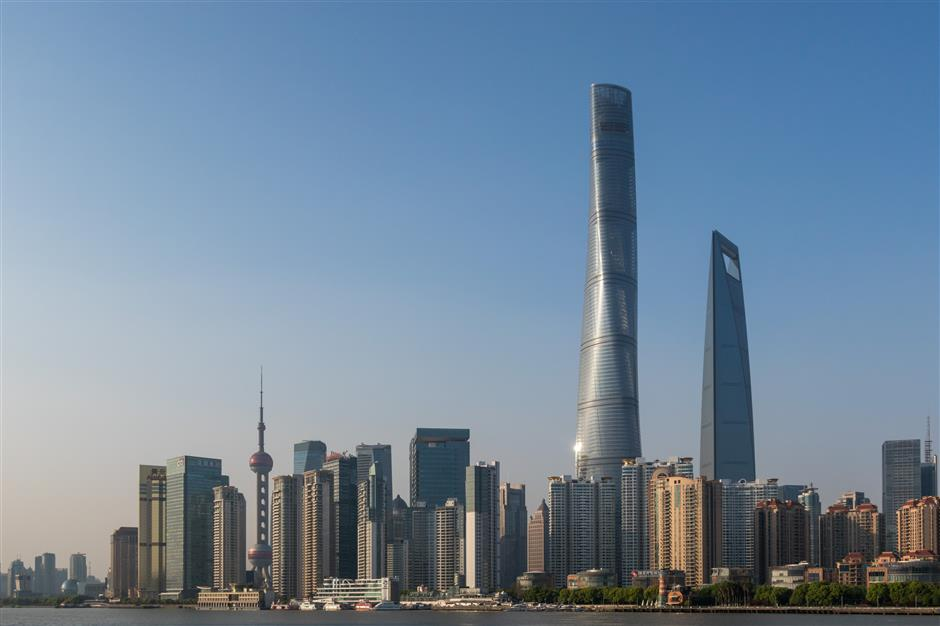 You've come a long way Pudong