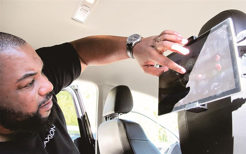 Driverless cars giving hope to the blind
