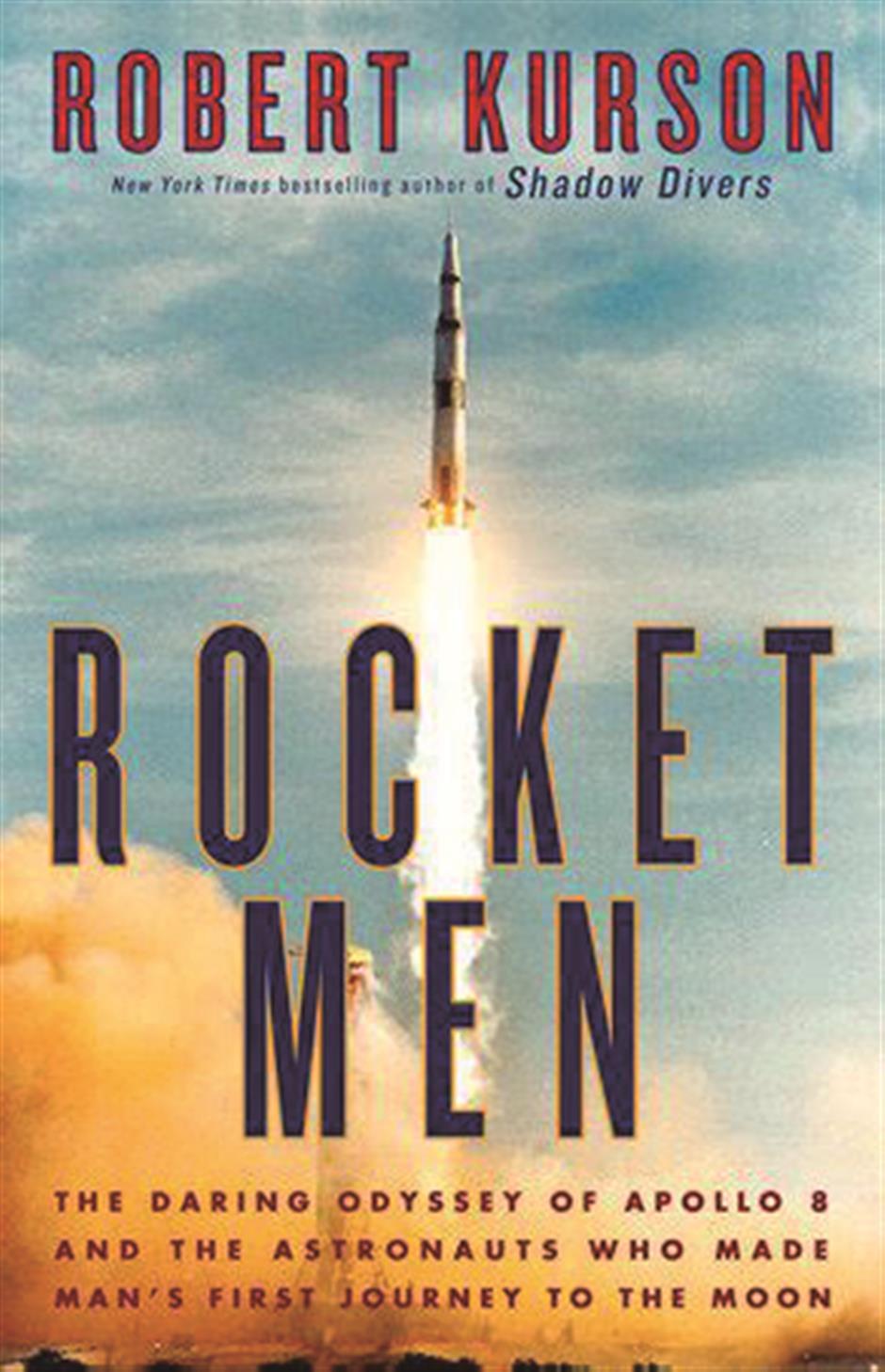 Apollo 8 risk revealed in Rocket Men
