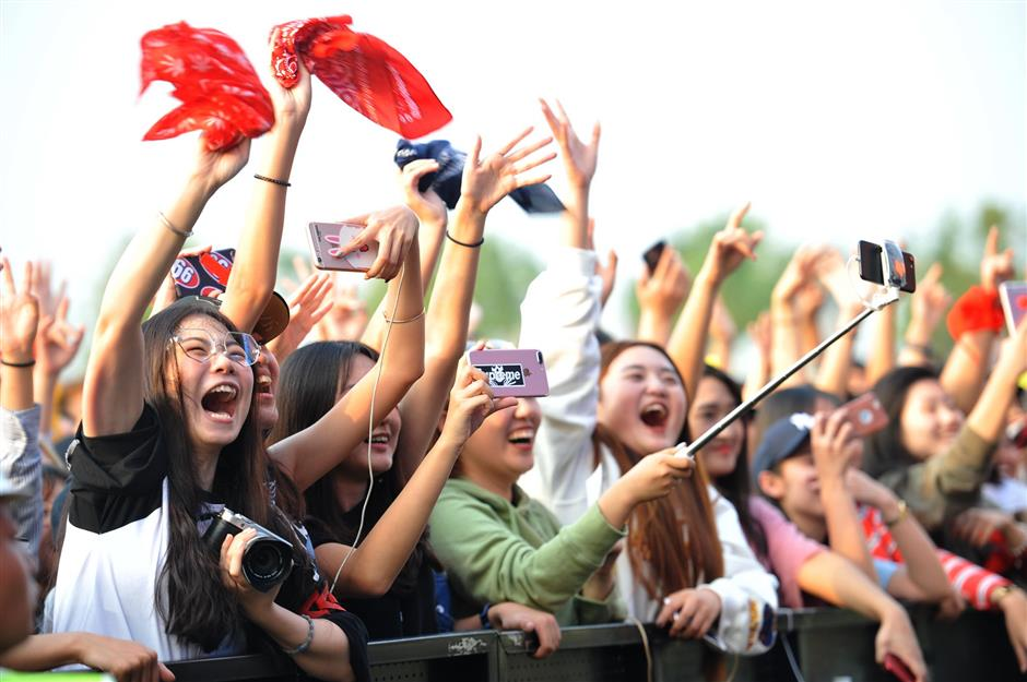 Music festivals changing their tune
