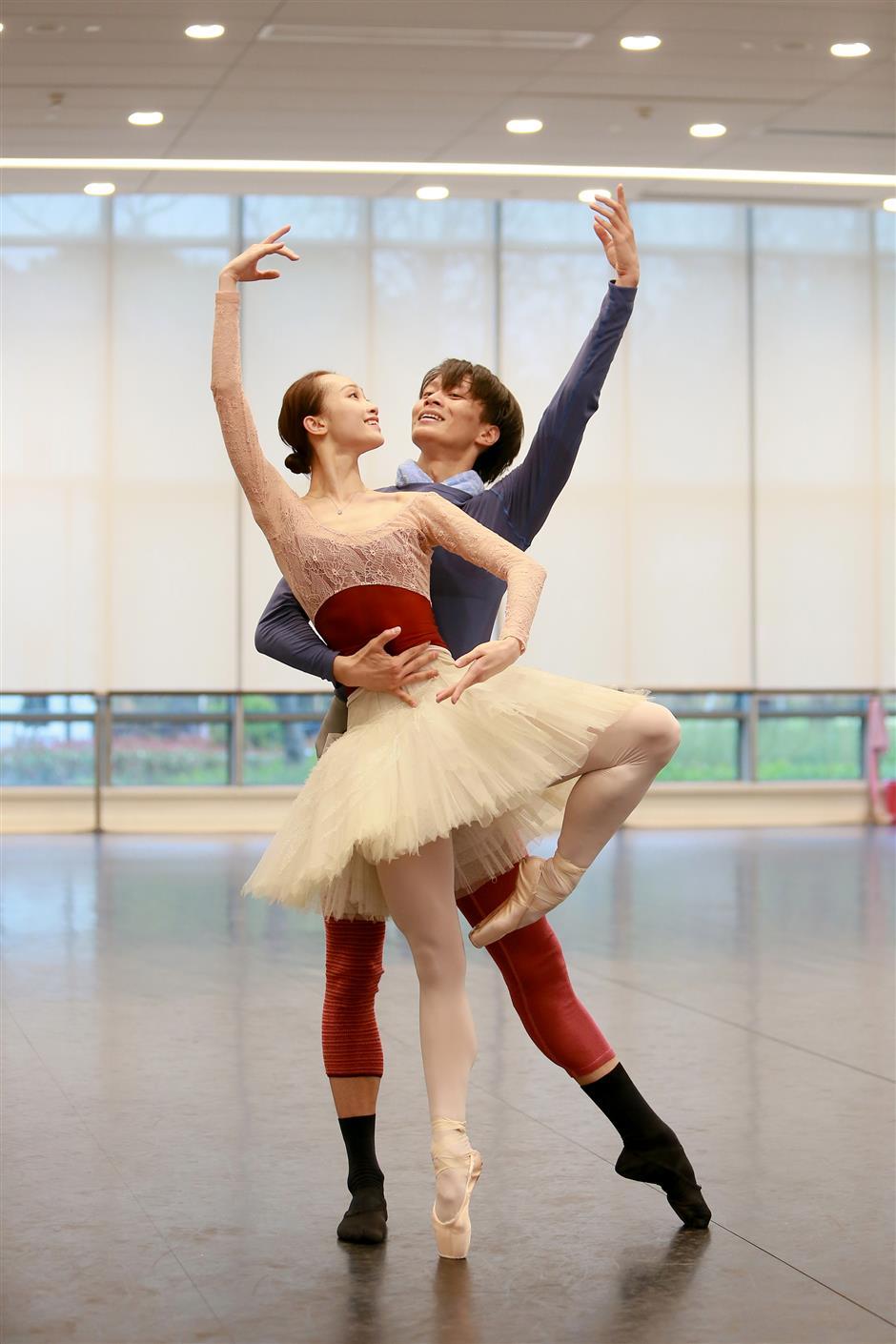 Shanghai Ballet to premier Sleeping Beauty