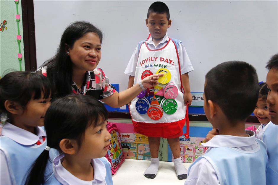 Filipino English language teachers look forward to working in China
