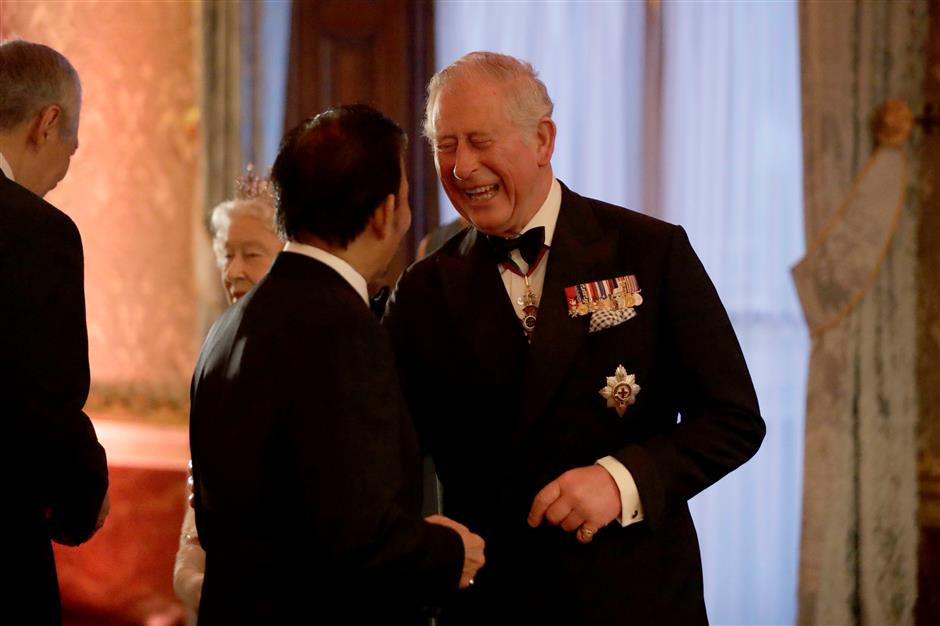 Britain's Prince Charles to succeed Queen as Commonwealth head