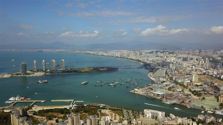 China's Hainan plays to new strengths to become international destination