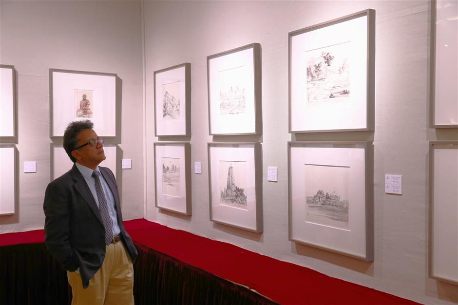 Exhibition about Buddhism origin starts at Jade Buddha Temple