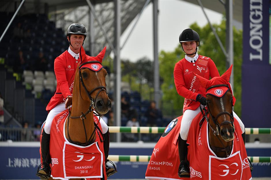 China making good progress jumping over hurdles in equestrian industry
