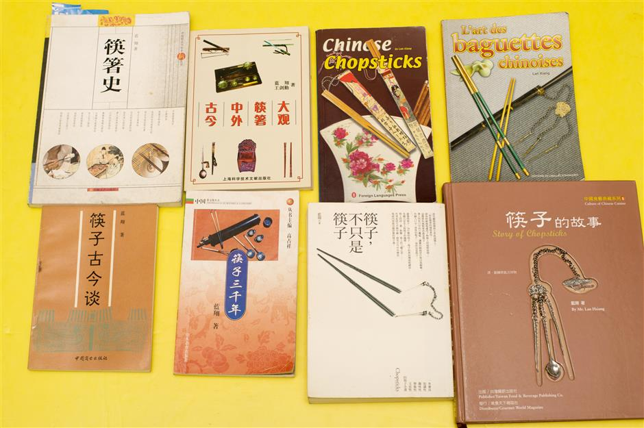 Chopsticks help define the culture of a nation