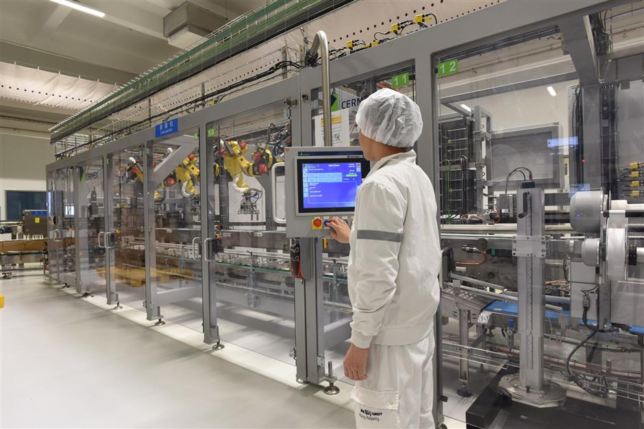 Nestléunveils two new factories in bid to boost China market