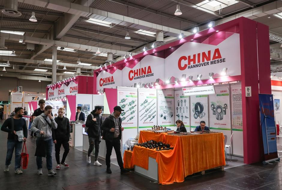 'Made in China' progresses as global industry undergoes transformation