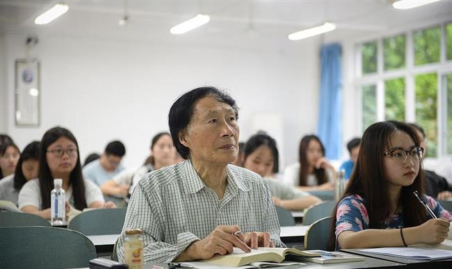 Man, 83, continues passion for learning at university