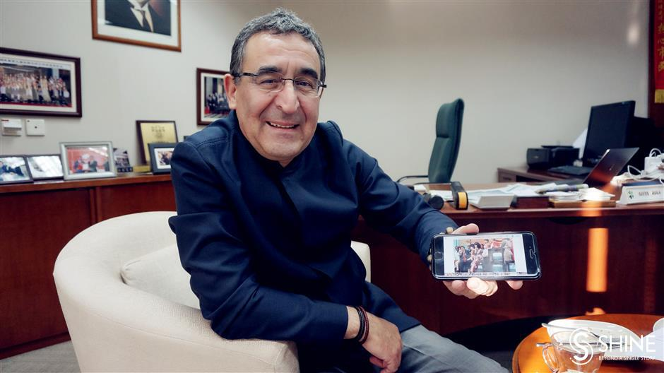 Noyan from Turkey and stories from his 35 years in China