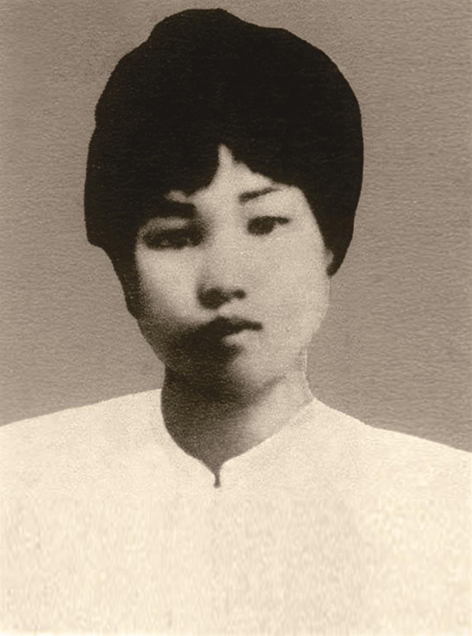 Mao's pioneering wife