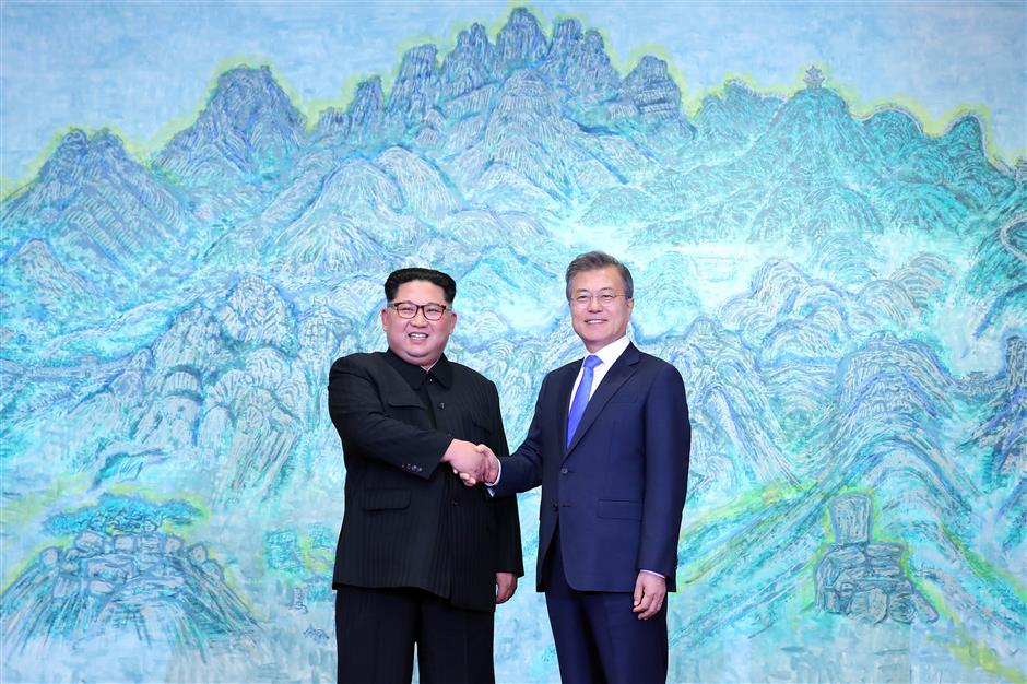 South Korean, DPRK leaders promise to meet more often after ongoing summit