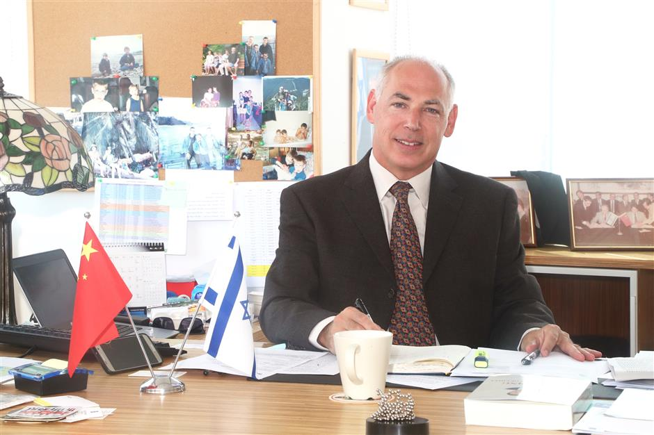 Consul General a witness to China's rapid progress