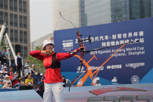 Chinese archers bag silver, bronze at World Cup