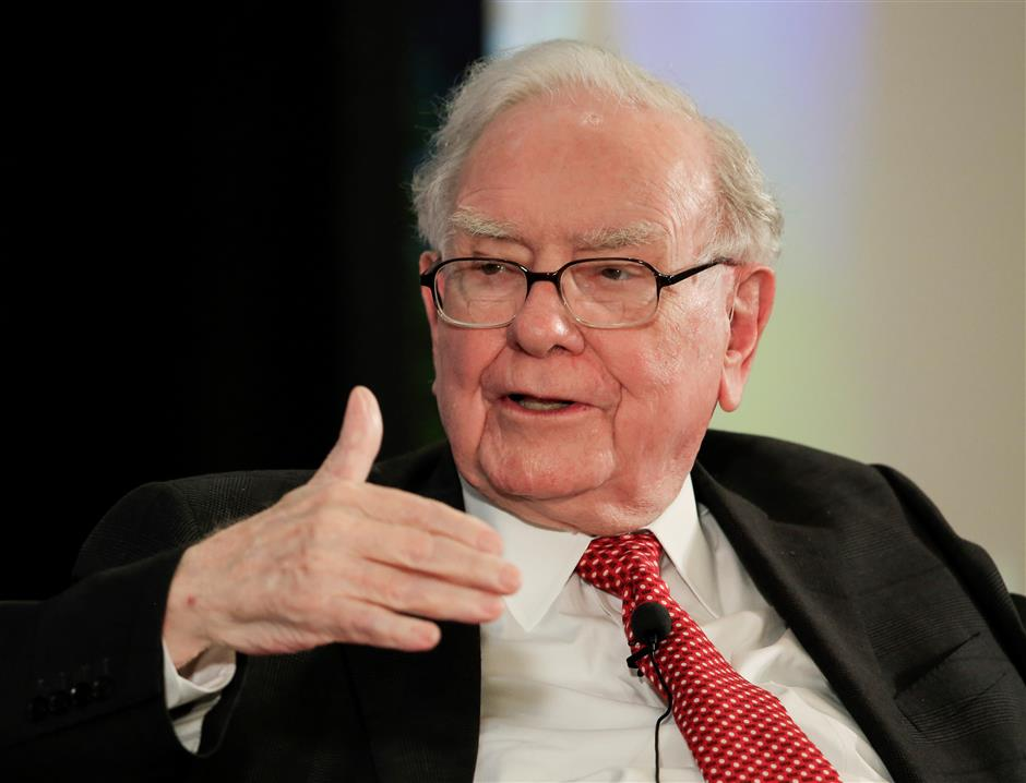 Buffett eyes greater investment in China