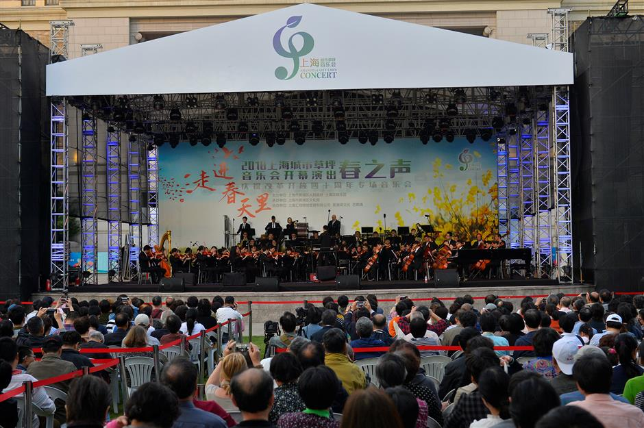 40 outdoor lawn concerts to take audiences on musical journey