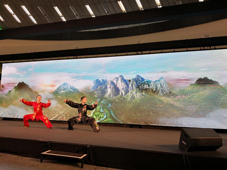 United Nations embrace 'New Shanghai' culture