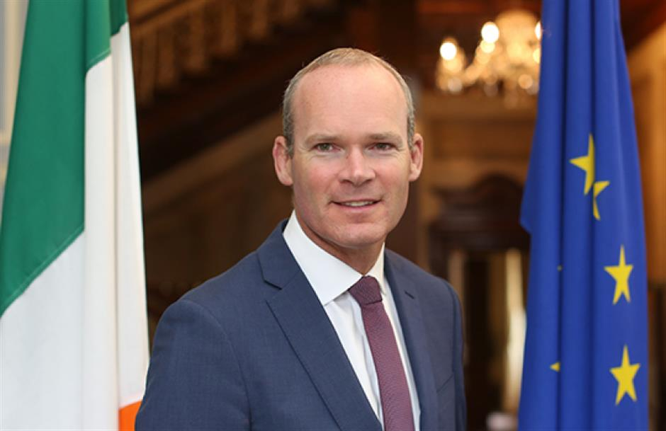 Ireland committed to strengthening China ties