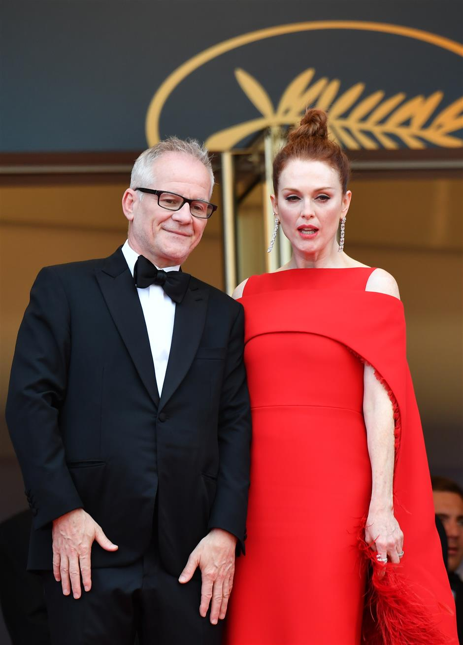 Scandal, women power and bans as Cannes festival opens
