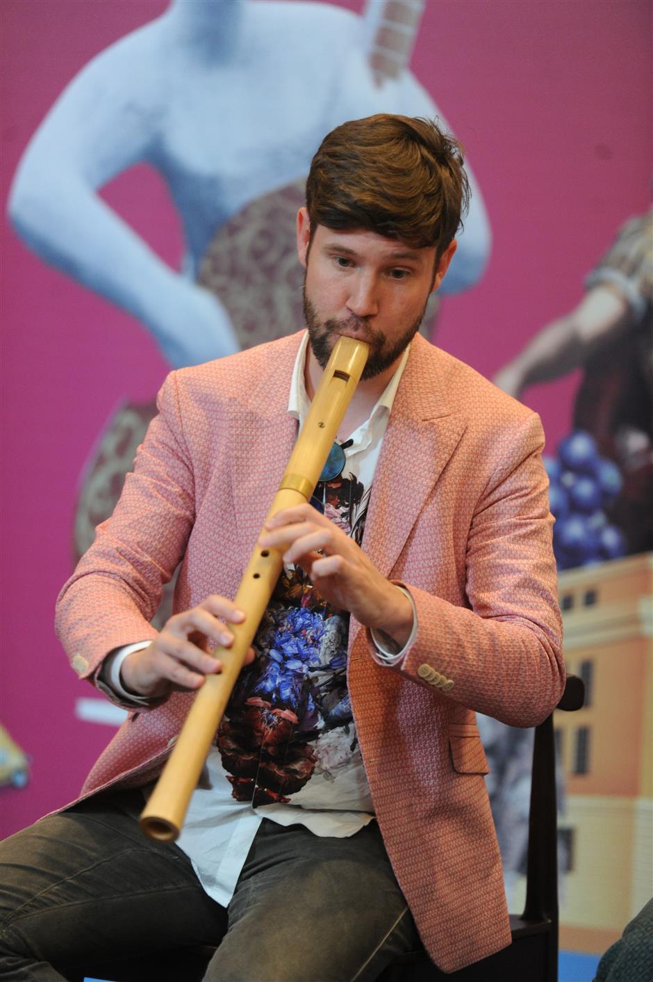 Mini music fest promises dulcet sounds of old European music