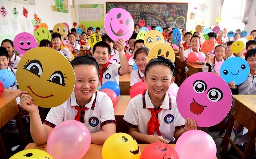 World Smile Day marked across China