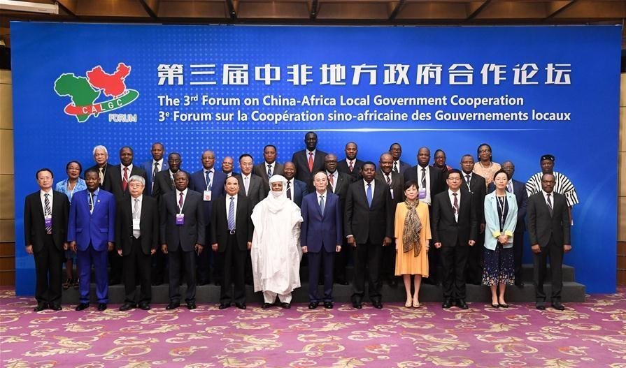 China to contribute to Africa's growth: vice president